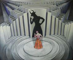 Davide Tonato (1959-) – Theseus and the Minotaur