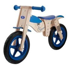 "$75.95 Bike Running Wood ""Motorcycle"