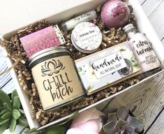 will you be my godmother / fairy godmother / godmother proposal gift box / spa gift box / godmother gift High School Graduation Gifts, Grad Gifts, Graduation Gift Baskets, Graduation Gifts For Best Friend, Diy Gifts, Funny Gifts For Friends, Gifts For New Moms, Friend Gifts, Funny Candles