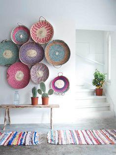 7 ideas que puedes robar de casas de verano #hogarhabitissimo #bohemio