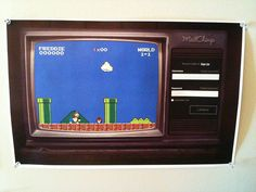 Nintendo login screen (Mailchimp)