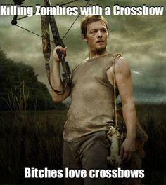 Daryl Dixon; The Walking Dead
