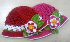 Darling Children's hat ♥ FREE Pattern