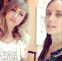 Shayla McGhee e Emma Ludbrook