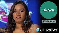 Book KALPANA From Artistebooking.com...!! #KALPANA#Artistebooking #Singer ( #Online #Artist #Booking #Agency) For More Details call : +91 11 40016001
