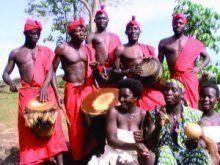 African Dancers (Bantu African Performance Group) - Tribal Dance & Limbo - London