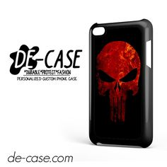 Punisher For Ipod 4 Ipod Touch 4 Case Phone Case Gift Present YO