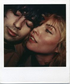 Deborah Harry and Chris Stein. Quite possibly Rock n rolls longest lived and loveliest couple.