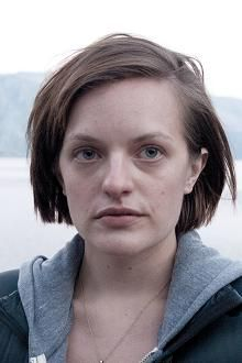 """The actress Elisabeth Moss in Jane Campions """"Top of the Lake"""" TV series on Mondays on Prime TV... worthwhile viewing"""