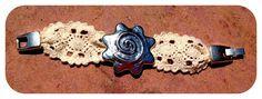 Pulsera crochet con estrella https://www.facebook.com/photo.php?fbid=464975480256832=a.444837302270650.1073741826.424692100951837=1