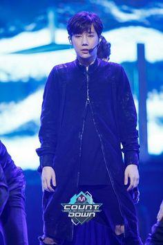 INFINITE TheEye 1st Win Mnet MCountDown Official Photo #INFINITE #SungKyu
