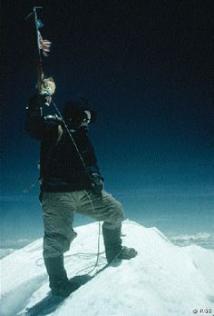 Sir Edmund Percival Hillary and Tenzing Norgay were the first climbers to reach the summit of Mount Everest on May 29, 1953 via the South Col Route.