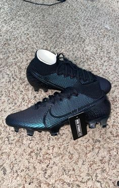Nike mercurial superfly on Mercari Girls Soccer Cleats, Nike Cleats, Soccer Boots, Football Shoes, Nike Football, Soccer Memes, Soccer Pictures, Gym Workout Tips, Fresh Shoes