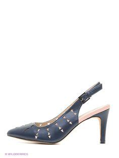 Туфли Betsy. Цвет темно-синий.