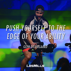Who's going to smash their next workout with some of Glen's good advice? #embracetheburn