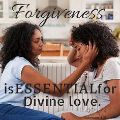 Forgivenss is ESSENTIAL for Divine love. ~KFaith (Ephesians 4:32) . #forgive #forgiveness #essential #essentialfaith #faith #faithingod #god #godisgood #divine #love #divinelove #godislove #kimberlyfaith #faithstrong #bible #booksofthebible #ephesians #ephesians4 #kfaith #graphic #socialmedia #twitter #online #author #authorsofinstagram #instagram #linkedin #facebook #website