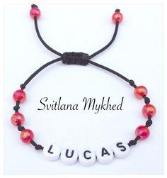Bracelet pour homme avec prenom pas cher