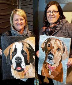 Voted Number 1 Paint Your Pet party in Winnipeg Paint Your Pet, Free Fun, Paint Party, Learn To Paint, Animal Party, Number, Canvas, Pets, Artwork