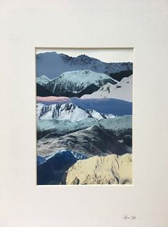 Extraordinary layering of work, a meticulous call to contemplation in Joëlle Cabanne Fleith's 'Paysages recomposés' https://www.celesteprize.com/artwork/ido:420154/  #digital #photography