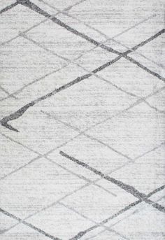 Granite SM04 Broken Lattice Rug