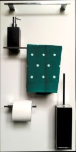 Accessori bagno serie GIN [Solmet]