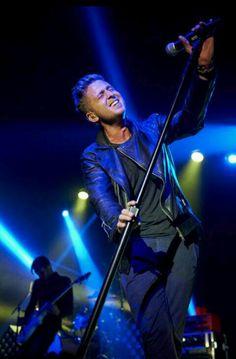 Lead singer of OneRepublic - Ryan Tedder