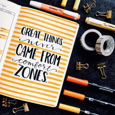 Put some pep in your bullet journal with these 10 inspirational quotes! Bullet Journal Inspo, Bullet Journal Cover Ideas, Bullet Journal Quotes, Bullet Journal Notebook, Bullet Journal Aesthetic, Bullet Journal Ideas Pages, Bullet Journal Layout, Quotes For Journals, Notebook Art