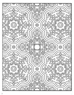 to pretend some azulejos in house Dover Decorative Tile Coloring Book