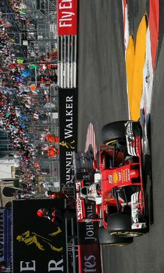2017/5/24:Twitter:.@F1:Hit the streets of Monte Carlo on the front wing of Vettel's @ScuderiaFerrari   >> f1.com/MON-Circuit    #MonacoGP #F1