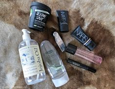 January 2015 empties #beauty #skincare #lush #nars #marykay #loccitane #crabtreeandevelyn #dior