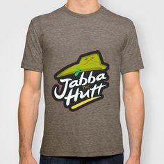 Jabba the hutt T-shirt by kxyzle - $22.00