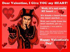 Skyrim Cicero Valentine by SlayerSyrena.deviantart.com on @deviantART