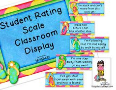 Sunny Days in Second Grade: Marzano Student Rating Scale