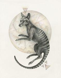 brett manning, thylacine (eternity in the stars)