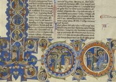 """The  J. Paul Getty Museum has added a prized, 750-year-old Bible from Italy to its noted collection of illuminated medieval manuscripts, and the museum says it will go on display Dec. 13 as a highlight of the upcoming exhibition, """"Gothic Grandeur: Manuscript Illumination 1250-1350."""""""