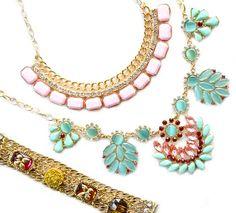 Love Pastel  pastel, sieraden, jewelry, jewellery, ketting, necklace, bracelet, armband, modemusthaves, webwinkel, webshop, statement