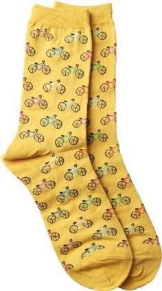 Bicycle Socks on www.amightygirl.com- Nicole