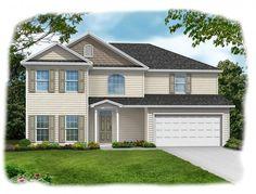 Whitfield | Custom Homes Savannah GA | Konter Quality Homes