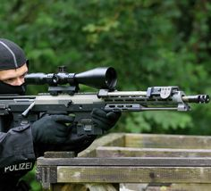 AMP DSR-1 Sniper Rifle (Germany)