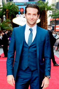 Bradley Cooper; 'Hangover 3' UK premiere