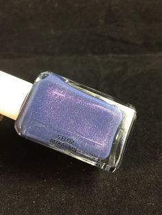 Past the heather down the old road: Denim blue creme with purple micro shimmer.  Availability:26 bottles