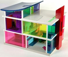 Kaleidoscope House by Peter Wheelwright and Laurie Simmons