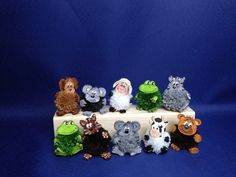 Maker, New Shop, Petra, Mini, Christmas Decorations, Decorating Ideas, Products, Circus Theme, Animal Crafts