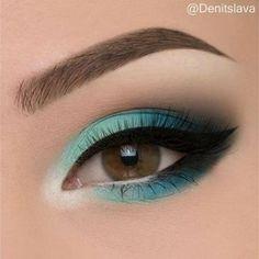 Hooded Eye Makeup, No Eyeliner Makeup, Smokey Eye Makeup, Eye Brows, Makeup Geek, Glitter Makeup, Eyeline Makeup, Glasses Eye Makeup, Cheekbones Makeup