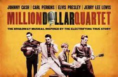 Million Dollar Quartet comes to Boston