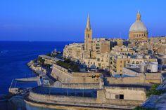 Malta, Italy Malta Italy, Beautiful Places To Travel, Weekends Away, Adventure Awaits, Eastern Europe, Places To See, Paris Skyline, Taj Mahal, To Go