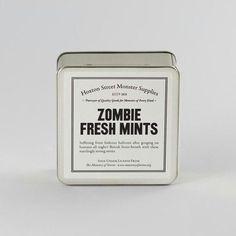 #zombie #fresh #mint