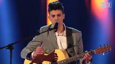 Raffaele Esposito canta I Won't Let You Go e sceglie J-Ax. The Voice of Italy ha già il suo vincitore.