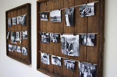 DIY Picture Frames: DIY Picture Frame