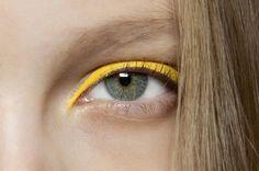 Natural and yellow
